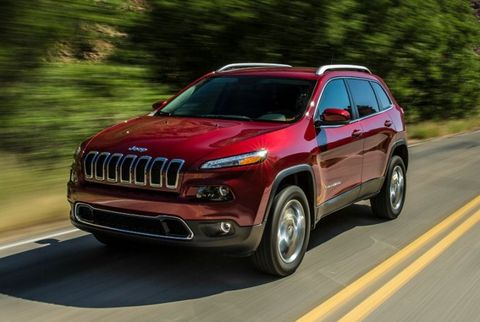 Jeep Cherokee - 2014 Jeep Cherokee Reviews