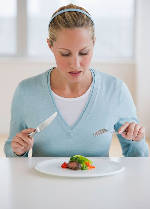 "<p>You've heard experts recommend grazing throughout the day instead of sitting down for three big meals. Problem is, ""packing mini meals and having the leisurely time every three hours to eat them is not possible for most people."" says registered dietitian Lisa DeFazio. Besides, if weight loss is your goal, eating more often may not help you achieve it, according to a study in <a href=""http://www.ncbi.nlm.nih.gov/pubmed/19943985"" target=""_blank""><em>The</em> <em>British Journal of Nutrition</em></a><em>. </em>And the pressure of trying to come up with all those meals can add to the problem, since the stress hormone <a href=""http://www.medicinenet.com/script/main/art.asp?articlekey=53304"" target=""_blank"">cortisol is linked with increased belly fat</a>. </p>"