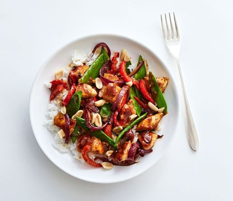 Emmy's Kung Pao Chicken