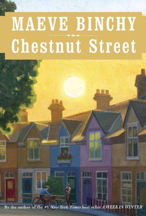 "<p><em>Chestnut Street</em> by Maeve Binchy ($26.95; <a href=""http://www.amazon.com/Chestnut-Street-Maeve-Binchy-ebook/dp/B00G8EKYFS/ref=sr_1_1?s=books&ie=UTF8&qid=1398800339&sr=1-1&keywords=chestnut+street"" target=""_blank"">Amazon.com</a>)</p> <p>In her final work of fiction (Binchy died in 2012), the author depicts a group of characters, all living on the same modest Dublin street. From a window washer who will do anything to protect his troubled son to a young girl who cares for her ailing uncle, this book of vignettes explores the trials and triumphs of ordinary lives.</p>"