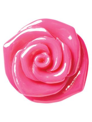 <p>These buds hold a fragrant surprise: cherry- and mixed berry—scented lotion for chapped winter skin. <em>Two's Company Rosette Hand Cream, $9.50&#x3B; 800-896-7266 for stores.</em></p>