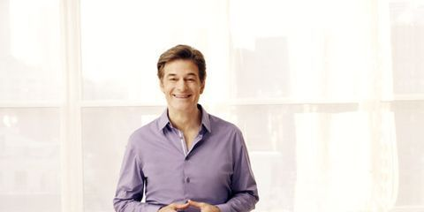 """Mehmet Oz, MD, better known as """"Dr. Oz"""", has become the health industry's go-to guru for advice—and for good reason. The affable surgeon and father is a font of insight and knowledge. With this in mind, we asked the TV doc for his quick remedies for common ailments. Read on to discover his secrets for relieving insomnia, food cravings and more!"""