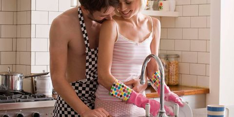 SHEILA: Sex position washing machine