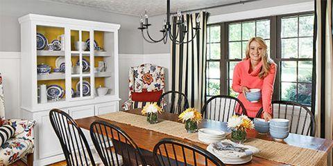 Kitchen Makeover Dining Room Ideas