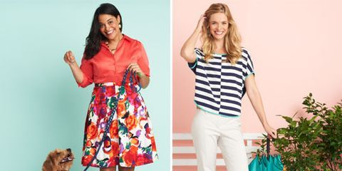 <p>Good news: Spring 2013's finest fashions are wallet- and figure-friendly. Click through for sensational separates and flowy skirts and dresses, plus fit tips and accessories to match.</p>