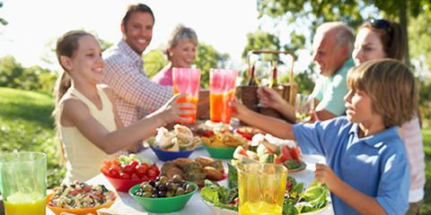 """<p>As temperatures rise, so do your chances of getting food poisoning. <ins cite=""""mailto:Hearst"""" datetime=""""2013-06-27T10:52""""><a href=""""http://www.fsis.usda.gov/wps/wcm/connect/80b6374e-f059-40a4-a749-35cf64a83931/Foodborne_Illness_Peaks_in_Summer_Why.pdf?MOD=AJPERES"""" target=""""_blank"""">According to the USDA</a></ins>, the number of illnesses surge from May to September, when picnics and cookouts mean food is out in potentially dangerous temperatures. But even though disease-causing bacteria are lurking, you can stay healthy. Here are the biggest misconceptions about summer food safety and the facts that can <a href=""""http://www.womansday.com/health-fitness/conditions-diseases/how-to-stay-healthy"""" target=""""_self"""">keep sickness at bay</a>.</p>"""