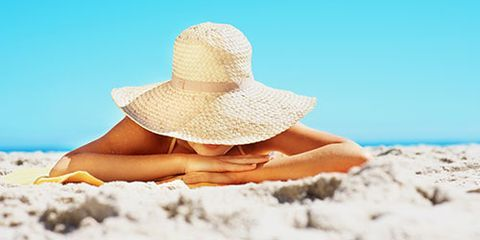 <p>There's nothing like fun in the sun, but perspiration can put a damper on it. Thankfully, simple tricks can prepare you for even the worst scorchers. Click through to learn how to tackle the dog days.</p>