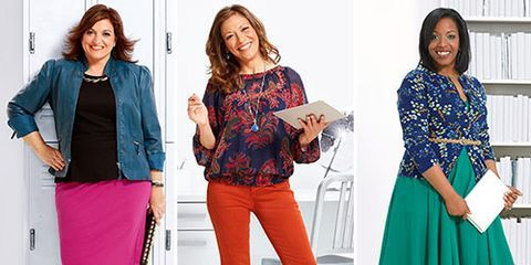 <p>Class is in session! Three deserving readers wanted more fashionable work looks. WD granted their wishes—and taught them a style trick or two. Click through to check out their style-savvy transformations. </p> <p><em>Special thanks to Paul Labrecque, Paul Labrecque Salon & Spa, and Laura Geller, makeup artist and creator, Laura Geller Beauty.</em></p>