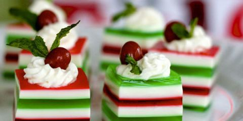 14 Festive Jelly Shots to Make Your Holidays Extra Happy