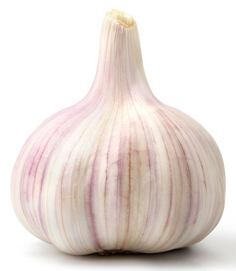 "<p>The <a href=""http://www.womansday.com/health-fitness/nutrition/benefits-of-garlic"" target=""_self"">benefits of garlic</a> extend beyond boosting immunity and heart health. They can keep hot flashes at bay too. ""Hot flashes result when estrogen levels fluctuate and then drop,"" says J. Shah, MD, chief medical director at Amari, a medical spa in Scarsdale, NY. Since garlic contains phytoestrogens, a plant-based hormone that mimics your body's estrogen, eating some balances your hormones, preventing hot flashes. Have at least one clove per day, raw or cooked—although more doesn't hurt anything other than your breath!</p>"