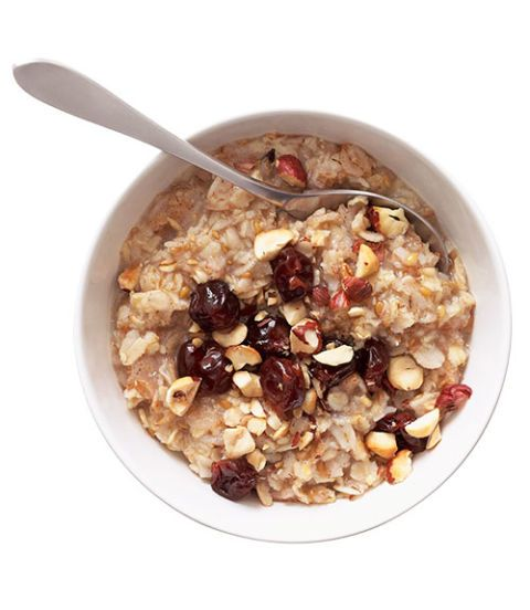 "<p class=""p1"">Non-processed (read: not instant) versions of this breakfast favorite are packed with amino acids and vitamin E, which <a href=""http://www.womansday.com/style-beauty/beauty-tips-products/the-foolproof-anti-aging-skin-routine-111675"" target=""_self""><span class=""s1"">nourish your skin</span></a>, combat sun damage and counteract aging free radicals.</p>"
