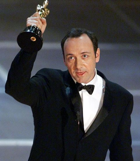 "<p>""Mother, I don't care what they say about bringing you to award shows. I will always bring you to award shows because I'm proud of you and I love you. And thank you, thank you, thank you."" —Best Actor In A Leading Role for <em>American Beauty</em></p>"