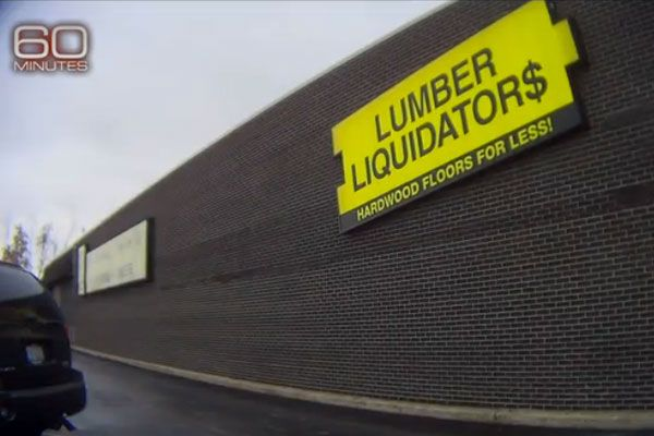 This News About Lumber Liquidators Will Make You Want To Rip