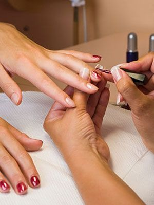 Healthy Nails Manicure And Pedicure Tips At Womansday Com