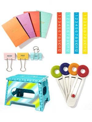 organizational supplies