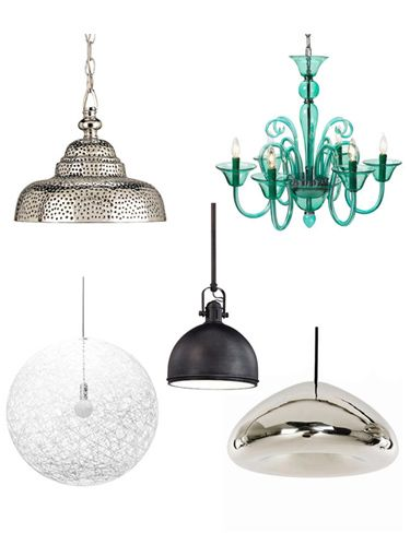 <p> When it comes to picking a chandelier or pendant lamp, you have to consider what kind of lighting you need and what your design scheme is. From there, the options can seem endless. That's why we did the work for you: from dim to bright and antique to futuristic, we rounded up nine hanging lights that are perfect for every home.  </p>