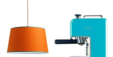 <p> It's the most popular room in the house, so why not infuse your kitchen with cheerful colors and happy hues? Click through for accessories that will pack your room with a little—or a lot!—of color.  </p>