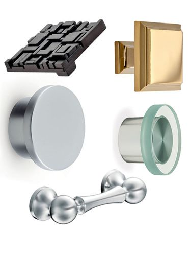 <p> If you don't have time to redo your cabinets, one affordable and fast way to add oomph to your décor is to replace their handles and knobs. We've selected 10 top-quality options to restyle the room of your choice.  </p>