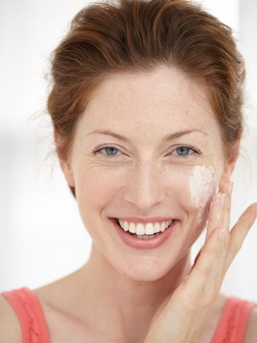 <p>It's no secret that beauty comes from within. But from within the refrigerator? You bet! Wipe out undereye circles, dry patches and other skin ailments with these inexpensive kitchen-staple remedies.</p>