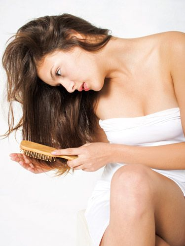 "<p><strong>1. Condition daily. </strong></p> <p>""Chemical treatments like coloring and heated styling tools can cause strands to break and fall out,"" says Valerie Callender, MD, who specializes in thinning hair at the Callender Center for Dermatology in Washington, DC. ""Conditioners contain amino acids that protect hair from this damage.""</p> <p><strong>2. Use an intensive treatment weekly.</strong></p> <p>These products ""contain humectants like panthenol, which get deep into the hair shaft and trap moisture to plump individual strands,"" says Frauke Neuser, PhD, a scientist for Procter & Gamble. Massaging them in stimulates the circulation of blood to the scalp while cleansing and exfoliating it, keeping locks healthy and helping them grow, says Elizabeth Cunnane Phillips, a New York--based trichologist (hair health specialist) at the Philip Kingsley Clinic.</p> <p><strong>3. Avoid hair gels, creams and serums.</strong></p> <p>These can weigh down hair and make sparse areas more noticeable, says Paul Labrecque of New York City's Paul Labrecque Salon & Spa. Lightweight hairsprays or mousses give hair body and volume.</p>"