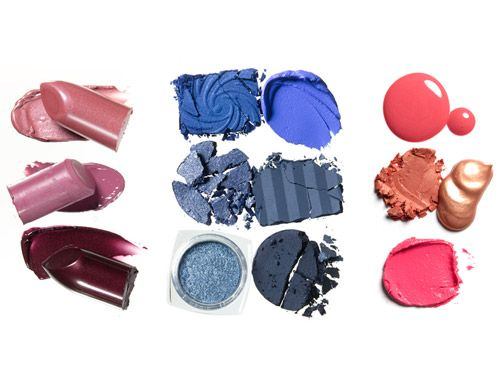 <p>This spring, welcome back the sun with makeup that's just as bright. Play up your favorite feature—eyes, lips or cheeks—in these hot hues.</p>