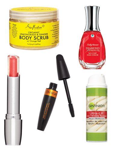 <p>There's only so much room in your makeup bag and on your shower shelf—and only so much dough to spend on pampering products. That's where these mighty multitaskers come in. From a self-tanner with SPF to a pretty polish that also hardens nails, you'll stretch your dollar farther with these seven items.</p>