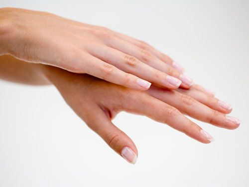 <p>It's not just your face that can give you away—your hands can also be a telltale sign. Here's how to keep them smooth and wrinkle-free.</p>