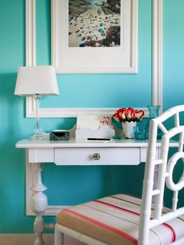 "<p>In early 2011, interior designer Vanessa de Vargas (<a href=""http://www.turquoise-la.com/"" target=""_blank"">Turquoise-LA.com</a>) and design consultant Vanessa Kogevinas (<a href=""http://www.vanessakogevinas.com/"" target=""_blank"">VanessaKogevinas.com</a>) came up with a unique idea for a good deed: to make over a residence at Los Angeles' Good Shepherd Center for Homeless Women & Children where women live for up to two years as they move from homelessness to self-sufficiency. Within six months, 30 local designers had transformed one room apiece, working nights and weekends and using donated furnishings to complete the makeovers. ""We wanted to inspire these women to move beyond the hardships they've suffered,"" says de Vargas. Here's a look at some of the character-rich spaces they created, plus some tricks of the trade that could work in your home.</p>"