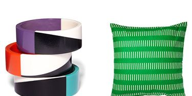 <p>Has your home reached a solid-colored state? Break out of your décor rut with bold, lively patterns, guaranteed to brighten up any mood. From dog bowls to napkin holders, these wallet-friendly, whimsical wonders belong in your abode. Click through to start buying!</p>
