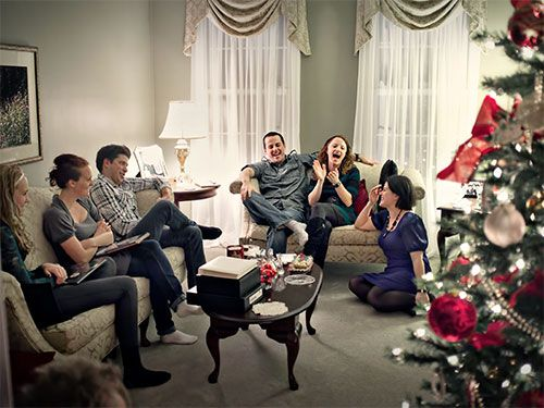"<p>From food to decor, sometimes your home's temperature can be the last thing on your mind when you're hosting <a href=""http://www.womansday.com/life/holidays/10-things-party-guests-wont-tell-you-113698"" target=""_self"">holiday guests</a>. If you're on a budget, though, (and who isn't?), the right know-how about heating your home pays off. Click through to learn how just a few small tricks can trim heating costs and make everyone feel nice and toasty.</p>"