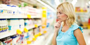 """<p>When you're at the grocery store and two options are staring you down—one that says """"reduced fat"""" and one that's unapologetically full-fat—choosing the more nutritious option is a no-brainer, right? Not so fast! """"Just because a product is labeled 'fat-free' or 'lowfat' doesn't mean it's healthier or even lower in calories,"""" says Jared Koch, a nutritionist in New York and the founder of <ins cite=""""mailto:Hearst"""" datetime=""""2012-08-01T17:03""""><a href=""""http://www.cleanplates.com/"""">Clean Plates</a></ins>. """"In fact, most lowfat or fat-free foods will have sugar and chemicals to make up for the loss in taste, which renders them poor nutritional choices.""""</p> <p>Plus, our bodies need healthy fat in our food to keep our cell walls strong, absorb important vitamins and regulate our hormones. Taking away that fat and adding in chemicals can have another unexpected result: Franken-foods that don't cook the way they should, or crumble up when they shouldn't. Here are eight full-fat foods that are actually <em>better</em> for you than their reduced-fat or nonfat relatives. </p>"""