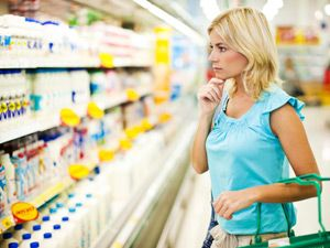 "<p>When you're at the grocery store and two options are staring you down—one that says ""reduced fat"" and one that's unapologetically full-fat—choosing the more nutritious option is a no-brainer, right? Not so fast! ""Just because a product is labeled 'fat-free' or 'lowfat' doesn't mean it's healthier or even lower in calories,"" says Jared Koch, a nutritionist in New York and the founder of <ins cite=""mailto:Hearst"" datetime=""2012-08-01T17:03""><a href=""http://www.cleanplates.com/"">Clean Plates</a></ins>. ""In fact, most lowfat or fat-free foods will have sugar and chemicals to make up for the loss in taste, which renders them poor nutritional choices.""</p> <p>Plus, our bodies need healthy fat in our food to keep our cell walls strong, absorb important vitamins and regulate our hormones. Taking away that fat and adding in chemicals can have another unexpected result: Franken-foods that don't cook the way they should, or crumble up when they shouldn't. Here are eight full-fat foods that are actually <em>better</em> for you than their reduced-fat or nonfat relatives. </p>"