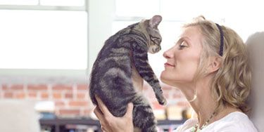 """<p>Dead mice on the doorstep. Cat pee on the drapes. You love your kitty but sometimes don't love his behavior. There's a good reason he's not playing by the house rules, though. """"Cats are closest to wild animals than any other pet,"""" says Elizabeth Colleran, DVM, who practices at <a href=""""http://chicocats.com/"""" target=""""_blank"""">Chico Hospital for Cats</a> in Chico, CA, and <a href=""""http://www.portlandcats.com/"""" target=""""_blank"""">Cat Hospital of Portland</a> in Oregon. Here are the most common cringe-worthy cat behaviors and what you can do to live happily ever after with your uncouth creature.</p>"""