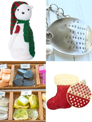 <p>Make cute cookies or handmade soap for fun? Your hobby could make you extra cash! Take your cue from these crafty ladies who turned their pastimes into hard-earned dough. Click through to meet them and pick up their best pointers on boosting your business.</p>