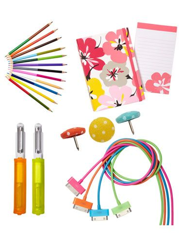 <p>Who said housework can't be a good time? Boost the fun factor of everything from cooking to cleaning with these multi-hued must-haves. Whether you're gaga for green or pretty in pink, your color craving will be satisfied each time you tackle a task at home. Click through to see what your chores are missing. </p>