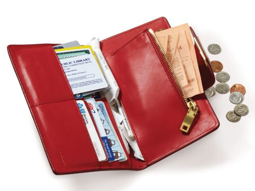 <p>Sorting through your wallet once in awhile is a good idea, and not just so you can find exact change for the soda machine. Looking at what's in there can actually save you money and help you keep your overall financial house in order. Read on to see how the right balance of cards and cash will help you avoid hassle—and fees.</p>