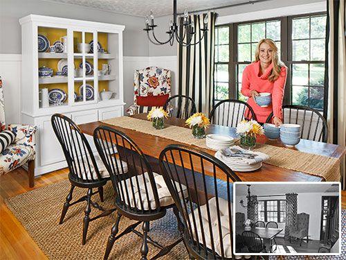 Kitchen Makeover - Dining Room Ideas