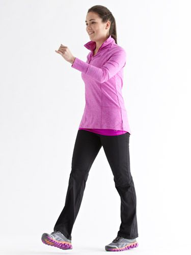 Don't let chilly days stand in the way of getting or staying in shape. Each of these walk-anywhere workouts will have you looking forward to exercising and keep you feeling great all winter long. Try one three times a week.