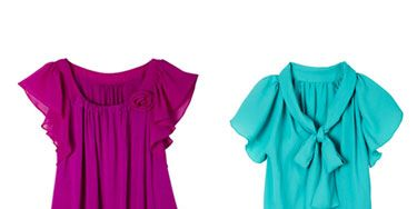 <p>Inspired by Valentine's Day, style editor Donna Duarte-Ladd picks feminine pieces at prices you'll love. Whether you plan to be pretty in pink or bright prints, these stylish suggestions are perfect for work and date night. Click through to check out five fun and flirty selections. </p>