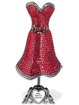 <p>On February 12, 2013, WD celebrates the 10th anniversary of the Red Dress Awards, which honors those who help women receive life-saving healthcare. Click through to look at the progress.</p>