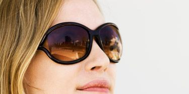 <p>Choosing frames with your face shape in mind can instantly define your favorite features—and downplay those other ones. With these 10 picks, you won't have to spend a fortune for stylish sun protection. Keep clicking to learn which specs suit you best, from colorful cat-eyes to classic aviators.</p>