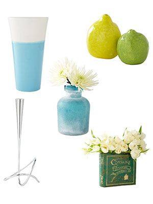 <p>Bring out the beauty of every bouquet with a colorful vase. Not only will they protect your flowers, but they make for pretty decor pieces. Whether your a fan of soft hues or vintage picks, you're sure to find your flowers's new best friend among these stylish, budget-friendly suggestions. </p> <p> </p>