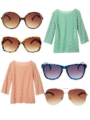 <p>With warmer days comes comfy, lighter outfit possibilites. WD's Style Editor Donna Duarte-Ladd make shopping a cinch, and shows off her favorite deals and discoveries. From cute sandles to flowy dresses, these stylish staples are worth snagging.</p>