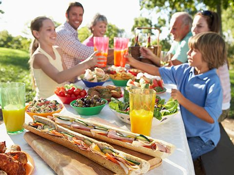"<p>As temperatures rise, so do your chances of getting food poisoning. <ins cite=""mailto:Hearst"" datetime=""2013-06-27T10:52""><a href=""http://www.fsis.usda.gov/wps/wcm/connect/80b6374e-f059-40a4-a749-35cf64a83931/Foodborne_Illness_Peaks_in_Summer_Why.pdf?MOD=AJPERES"" target=""_blank"">According to the USDA</a></ins>, the number of illnesses surge from May to September, when picnics and cookouts mean food is out in potentially dangerous temperatures. But even though disease-causing bacteria are lurking, you can stay healthy. Here are the biggest misconceptions about summer food safety and the facts that can <a href=""http://www.womansday.com/health-fitness/conditions-diseases/how-to-stay-healthy"" target=""_self"">keep sickness at bay</a>.</p>"