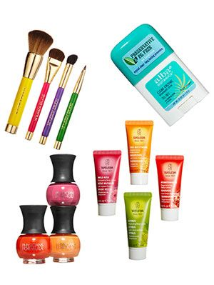 <p>Whether you're going to the store or on a getaway, there are some essentials you just can't leave home without. Thanks to these tiny must-haves, dry skin, chipped nail polish and other beauty woes can be a thing of the past. Click through to find out what your purse has been missing.</p>