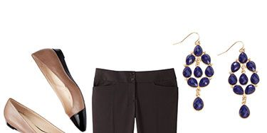"""<p>There are a few clothing items every woman must own, and black pants are definitely one of them. From the office to dinner parties, dark trousers are your secret weapon to looking polished for any occasion. Click through for <a href=""""http://www.womansday.com/style-beauty/fashion-style/fall-fashion-2013"""" target=""""_self"""">flattering styles</a> at prices you'll love.</p> <p><em>BI Stretch Slim Boot Pant, $74.50; </em><a href=""""http://www.loft.com/zoe-slim-boot-cut-pants-in-loft-bi-stretch/318352?colorExplode=true&skuId=14485510&catid=cat570024&productPageType=fullPriceProducts&defaultColor=6600"""" target=""""_blank""""><em>Loft.com</em></a></p> <p> </p>"""