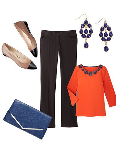 "<p>There are a few clothing items every woman must own, and black pants are definitely one of them. From the office to dinner parties, dark trousers are your secret weapon to looking polished for any occasion. Click through for <a href=""http://www.womansday.com/style-beauty/fashion-style/fall-fashion-2013"" target=""_self"">flattering styles</a> at prices you'll love.</p> <p><em>BI Stretch Slim Boot Pant, $74.50; </em><a href=""http://www.loft.com/zoe-slim-boot-cut-pants-in-loft-bi-stretch/318352?colorExplode=true&skuId=14485510&catid=cat570024&productPageType=fullPriceProducts&defaultColor=6600"" target=""_blank""><em>Loft.com</em></a></p> <p> </p>"