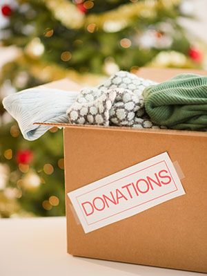 <p>Falling temperatures are the hardest on those with no place to defrost. Spread some holiday cheer by donating your gently used winter accessories to those who need it most. Find out the best places to give back, and you'll be left with a warm heart.</p>