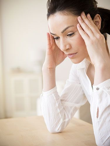 <p>Before you pop a pill, think back to what you recently ate or drank—it could be the culprit! Certain foods and beverages can trigger headaches in women, so if you're prone to head pain, avoid the following items and see if that helps. </p>
