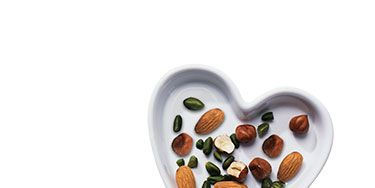 """<p class=""""p1"""">Trying to eat healthier? Instead of avoiding all fat, pay attention to the <em>type</em> that's on your plate. Experts say up to 35% of your daily calories can come from good fats, so focus on the three best kinds for your heart.</p>"""